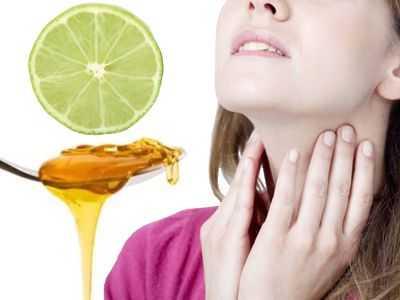 La miel de abeja con limón sirve para aliviar la ronquera