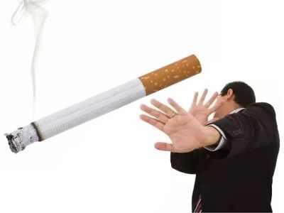 Adiós al fumar