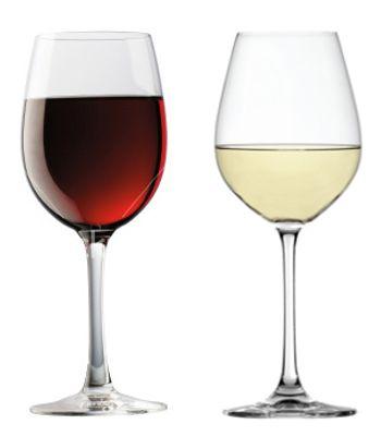 ¿Qué es más sano vino blanco o tinto?
