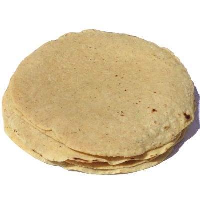 ¿Cuántas tortillas de maíz son recomendables por día y