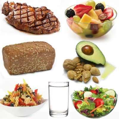Criterios estándar para una dieta sana