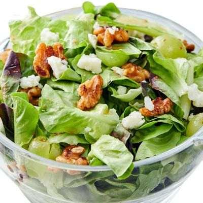 Es saludable comer solo ensaladas