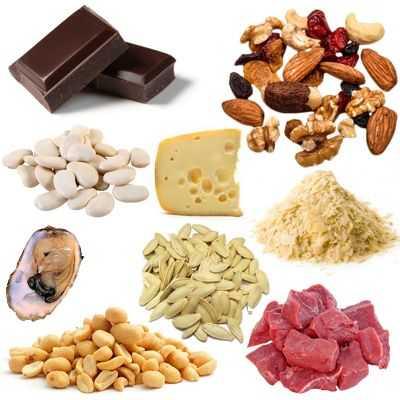 De d nde se obtiene el zinc en los alimentos los mejores alimentos con zinc lista de - En que alimentos se encuentra zinc ...