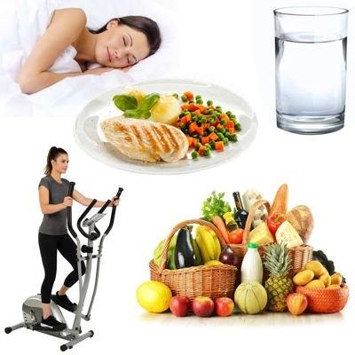 ¿Cómo lograr un buen funcionamiento del metabolismo..