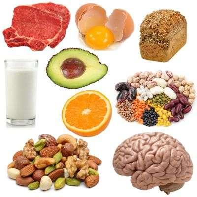 comida para mejorar la memoria