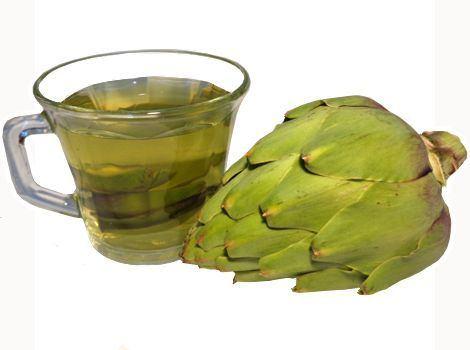 Tomar agua alcachofa para adelgazar