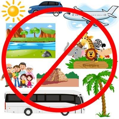 ¿Qué pasa si no me gusta viajar? ¿Por qué no me gusta viajar?
