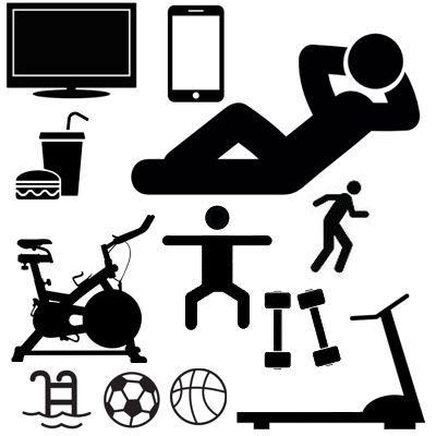 ¿Cómo se le llama a una persona que no hace ejercicio?