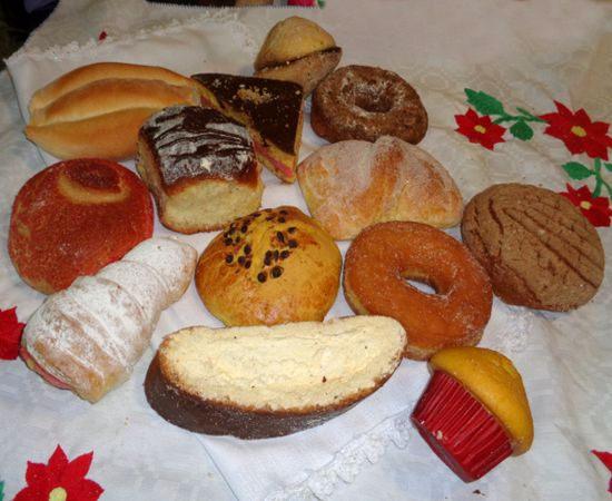 No puedo dejar de comer pan dulce: me es tan difícil e imposible