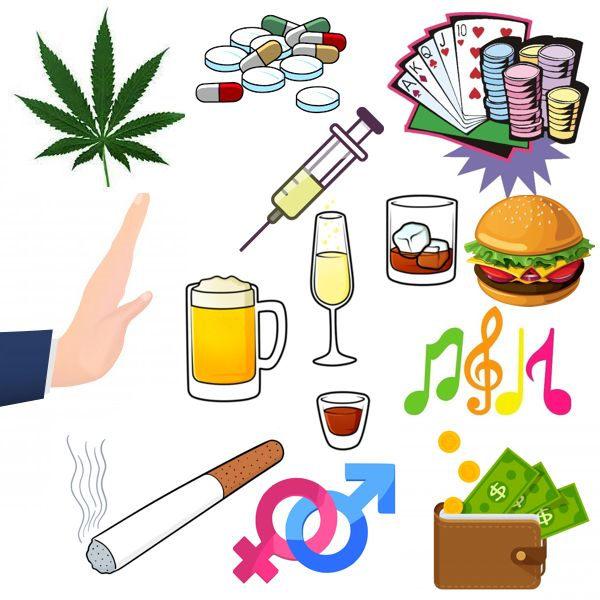 Beneficios de vivir sin adicciones