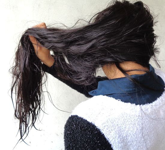 ¿Es malo salir a la calle con el pelo mojado?